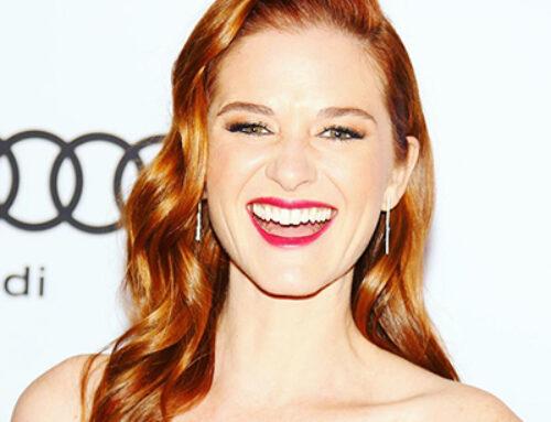 Sarah Drew: Actress on Grey's Anatomy