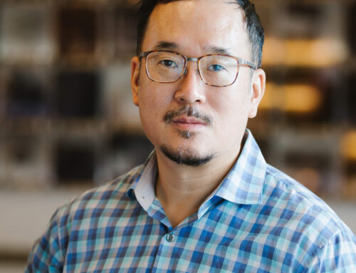 Harry Yoon: Editor of Minari & Shang-Chi and the Legend of the Ten Rings